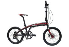 8s Laplace V8 Folding Bike Mountain bike folding bicycle 8 speed bicicletas 20 inch standard double disc bicycle adult bikes