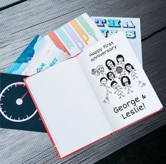 LoveBook is the most unique Personalized Fathers Day Gifts you could ever give to someone you love. Create your own personalized book of reasons why you love someone. LoveBook is the perfect Paper Fathers Day Gifts!
