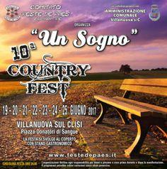 10 Country Fest a Villanuova sul Clisi http://www.panesalamina.com/2017/56690-10-country-fest-a-villanuova-sul-clisi.html