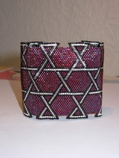 sofie: mijn peyote-armbanden!