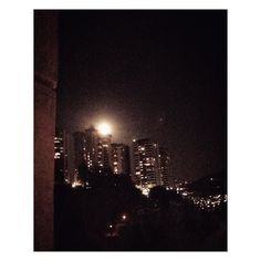 On instagram by danisanchezl #landscape #contratahotel (o) http://ift.tt/1nN833z 01. 24. 2016  #moon #night #goodnight #city #style #caracas #lights #building #architecture #view  #high #look #dream #love #inlove #pretty #cute #perfect #beauty #beautiful #nice #instagood #instapic #instalove #inspiration #enjoy #picoftheday #photooftheday #instagramers
