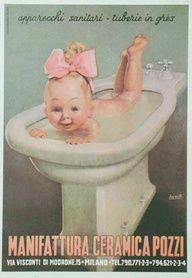 Soloillustratori: Pubblicità vintage
