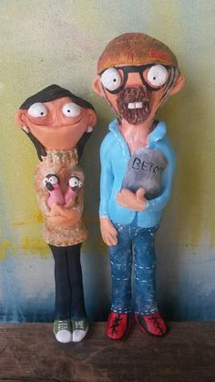 Here we are - the Quirky Art People !!