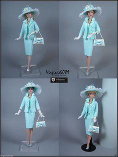 Tenue Outfit Accessoires Pour Barbie Silkstone Vintage Integrity Toys 1220 | eBay