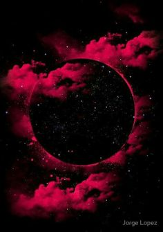 "Aside from the fact that a black hole is a black void. Hence the name, ""Black Hole."" But it's pretty. Who knew that black holes could look this beautiful? A stunning creation by Jorge Lopez Ramirez. Nature Wallpaper, Wallpaper Backgrounds, Wallpaper Space, Wallpaper Samsung, Space Backgrounds, Wallpaper Quotes, Beautiful Moon, Stunningly Beautiful, Galaxy Art"