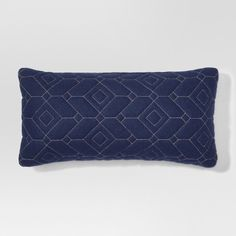 Quilted Lumbar Pillow - Project 62™ : Target