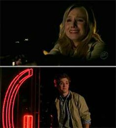 """Veronica Mars - Veronica & Cassidy. """"MY NAME IS CASSIDY!"""""""