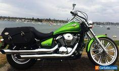 Kawasaki Vulcan 900 Custom Motorcycle Cruiser Chopper Motorbike VN900C #kawasaki #vn900c #forsale #australia