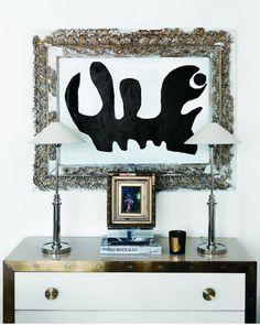 Love Painting + Frame  Joanie Jacomini