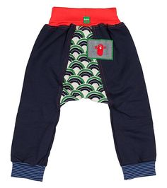 Smashed Up Track Pant, Limited edition clothing for children, www.oishi-m.com