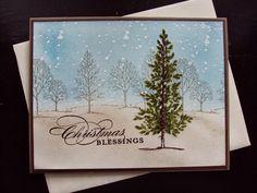 Paper Ecstasy: Evergreen Christmas