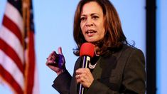 """Sen. Kamala Harris, D- Calif., a rising Democratic star and potential 2020 presidential candidate, raised eyebrows Thursday during an appearance on """"The Ellen Degeneres Show,"""" and was criticized by conservatives for one of her answers to a hypothetical question."""