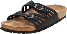 Birkenstock Women's Granada Soft Footbed Sandal * Additional details at the pin image, click it  : Wedge sandals