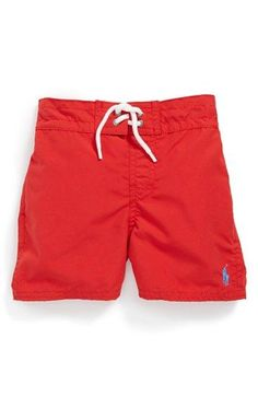 Bottoms Humor Baby Gap 3-6 Month Boys Embroidered Khaki Shorts
