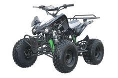 125cc Sports ATV 8 Tires with Reverse, Black « AUTOMOTIVE PARTS & ACCESSORIES AUTOMOTIVE PARTS & ACCESSORIES