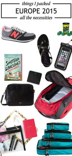 Traveling with a backpack: the gear I love for traveling light.