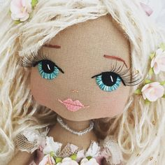 "125 curtidas, 6 comentários - Upper Dhali - Keepsake Dolls (@upperdhali) no Instagram: ""My best seller ""Chantilly"" is the perfectly timeless & timelessly beautiful """