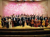 Voimistava päätöskonsertti 2010. Lohjan kaupunginorkesteri Maria Männikkö, piano  Esa Heikkilä, kapellimestari