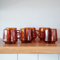 Shop the Amber Glass Mug & Discover the latest in trending kitchenware products Kitchen Items, Kitchen Utensils, Kitchen Things, Kitchen Products, Kitchen Supplies, Cooking Utensils, Layout Design, American Manufacturing, Heat Resistant Glass