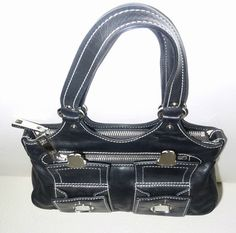 Marc Jacobs Push-lock Shoulder Bag