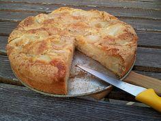 Vypečený den: Hruškový koláč s kardamonem