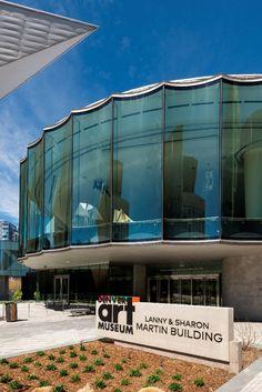 Denver Art Museum Reimagined Campus Opens to Public Oct. 24 - Mile High CRE Bauhaus, Denver, Public, Museum, Fine Art, Architecture, Building, Design, Arquitetura