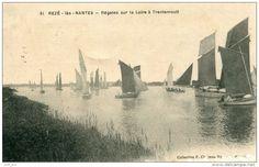 Régates sur la Loire à Trentemoult