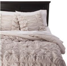Rizzy Home Gray Knots Texture Comforter Set - $160.99