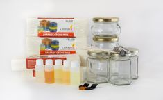Buy Container Candle Making Kit (Paraffin Blend)
