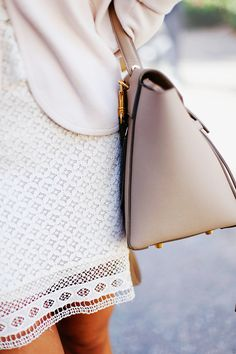 Pale pink bag on white | Mariannan, September 2015