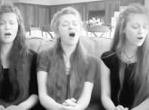 How These Sisters Breathe New Life into an Old Hymn--Just WOW! Seriously, The Harmonies Are Beautiful!