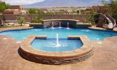 Residential Pools -   Custom pool builder and construction services in Rio Rancho, New Mexico   Residential Pool Construction, Commercial Pool Construction, Pool Remodeling, Pool Services, Repair and Maintenance   Aquatic Pools Inc.