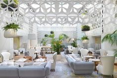 Barcelona Hotel Photo Gallery | Mandarin Oriental Hotel, Barcelona  This is BistrEau restaurant (there are two, the other one is called moments). This one specialises in seafood.