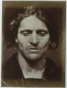 Iago – study from an Italian, 1867, Julia Margaret Cameron, National Media Museum Collection