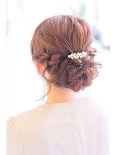 ◆◇大人可愛いルーズアレンジ◇◆ - 24時間いつでもWEB予約OK!ヘアスタイル10万点以上掲載!お気に入りの髪型、人気のヘアスタイルを探すならKirei Style[キレイスタイル]で。