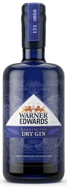 """Résultat de recherche d'images pour """"Warner Edwards Harrington Dry Gin"""""""