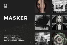 Masker by Hello Mart on @creativemarket