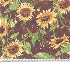 Kupon tkaniny bawełnianej 55 cm x 50 cm. - RobinsPatchwork - Bawełna