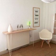 pieds en acier pour sur lever un meuble id al pour un style scandinave ou ikea hack hairpin. Black Bedroom Furniture Sets. Home Design Ideas
