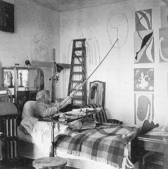 Matisse ~ An example of Inspiration Everywhere ~xo