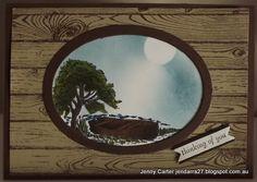 Made with moon lake stamp set