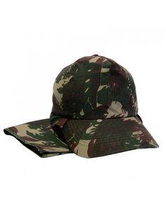 Na Use Militar você compra Boné c/ Saia Camuflado de ótima qualidade. Confira nossas ofertas!