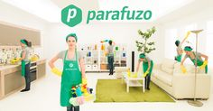 (Helpling) Parafuzo: Faxinas em apenas 1 click!