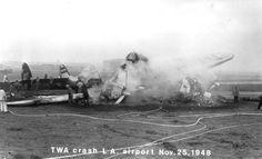 TWA Lockheed L-049 Constellation CRASH