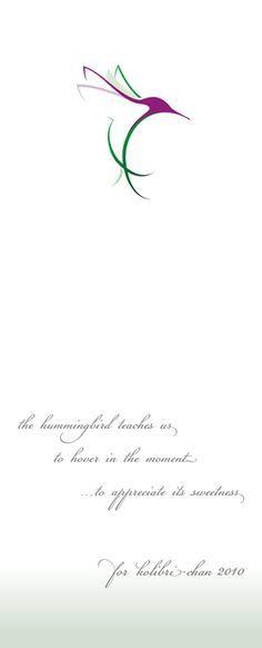 kolibri by jj-dreamworldz.deviantart.com on @deviantART