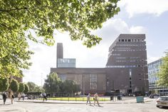 Gallery of Gallery: Herzog & de Meuron's Tate Modern Extension Photographed by Laurian Ghinitoiu - 1