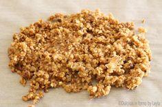 Semifreddo al croccantino Dulcisss in forno by Leyla Cake Recipes, Oatmeal, Limoncello, Breakfast, Desserts, Anna, Chiffon, Oven, Cakes