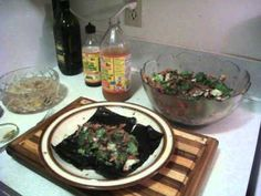 ♥ ♥ ♥ CANCER DIETS ♥ ♥ ♥  http://CancerDiets.org ♥ Quick & Easy ♥ RAW ♥ Really Awesome Wraps ♥ by Jordan Blaikie  http://cancerdiets.org