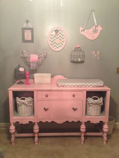 Love the idea of buying an old dresser and painting the inside to make it a bookshelf! Description from pinterest.com. I searched for this on bing.com/images