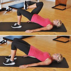 Exercise for bottom